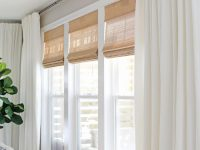Budget-Friendly Living Room Window Treatments | Window in Curtains For Living Room Windows