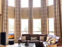 Drapery Curtains High Ceiling Windows in 10+ Awesome Curtains For Living Room Window