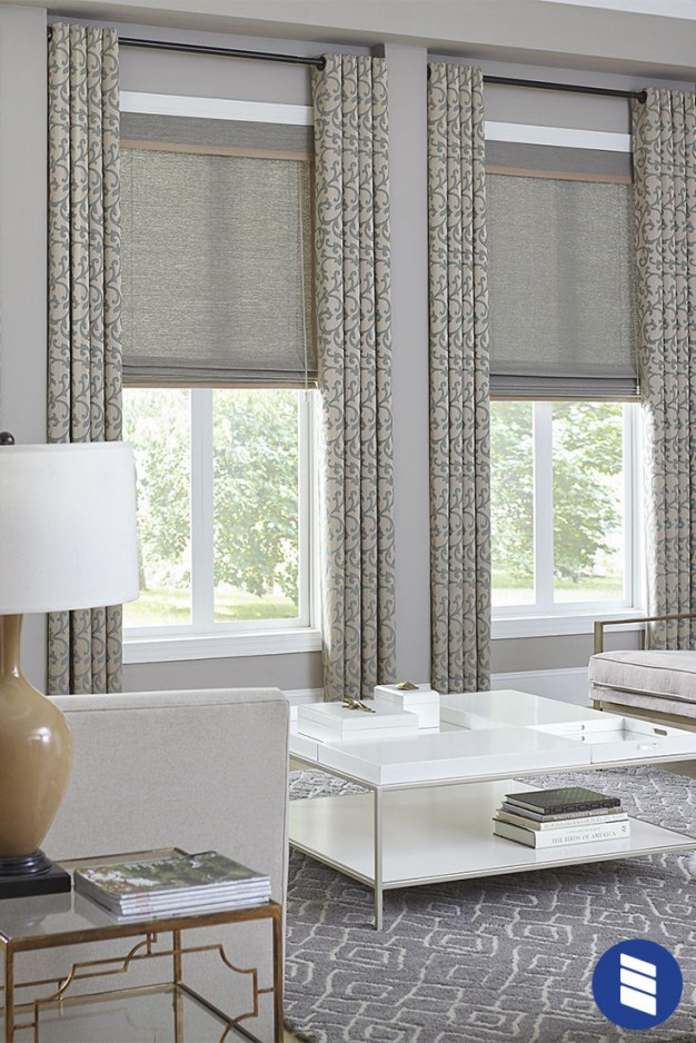 Give Living Room Windows Elegant Texture And Polished Style with regard to 9+ Awesome Inspiration For Curtains For Living Room Windows