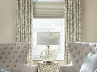 Give Your Windows Elevated Style With Cellular Arch Shades regarding Curtains For Living Room Window