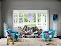 Gray Bedroom & Living Room Paint Color Ideas | Architectural throughout Beautiful Gallery Gray And Teal Living Room