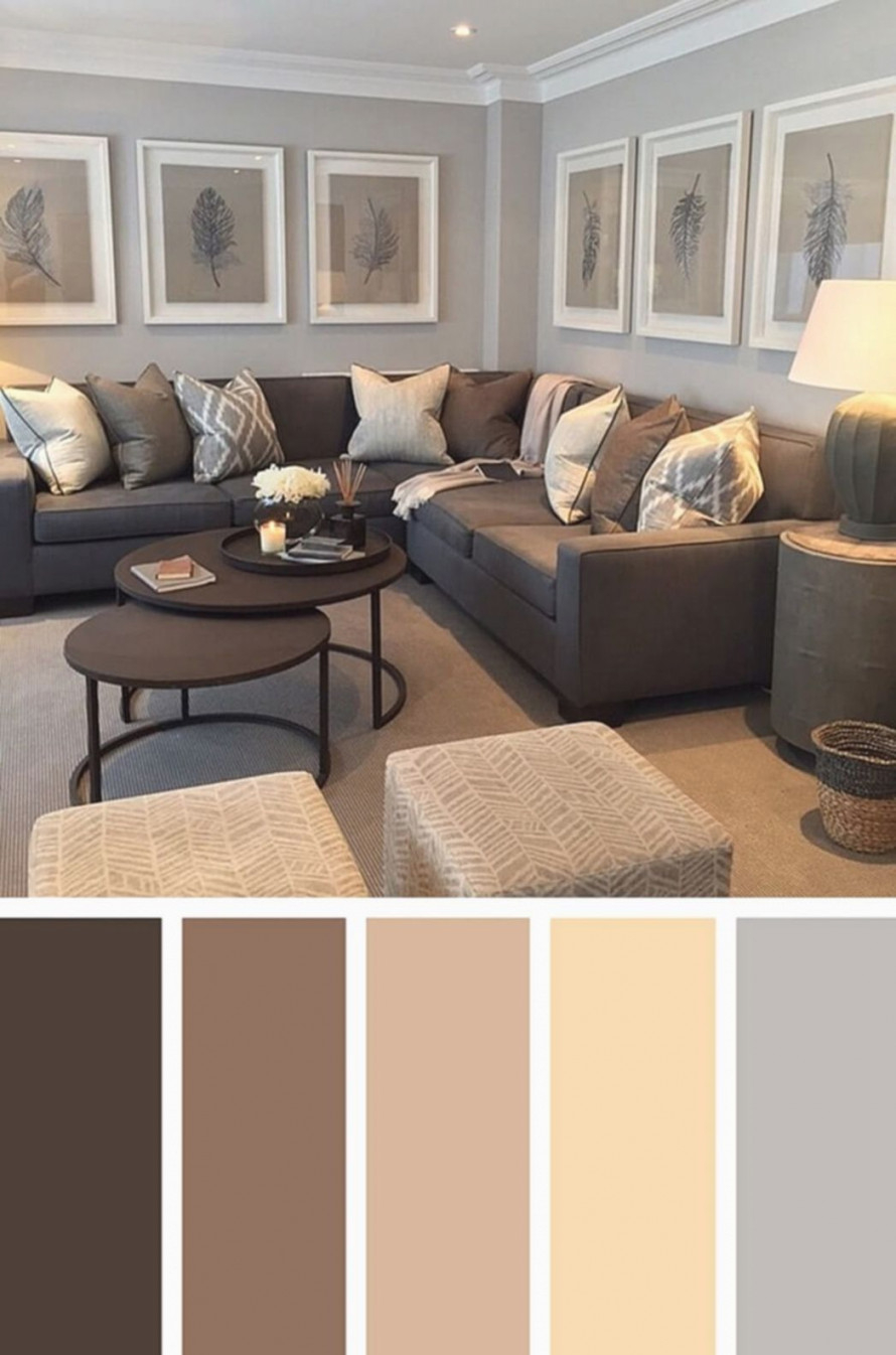 Inviting And Also Fresh Setting. The Link Listed Below with 11+ Gallery Awesome Living Room Paint Color Schemes