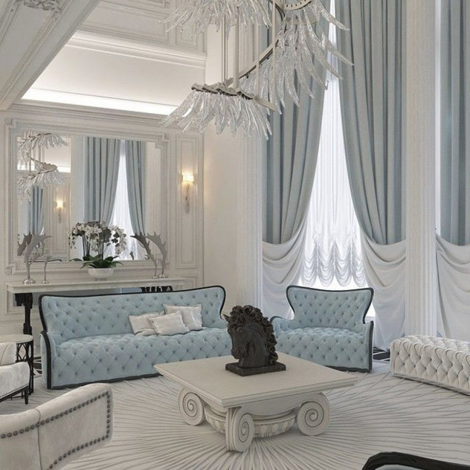 Living Room Curtain Ideas To Looks More Luxurious inside 15 Beautiful Ideas Luxury Curtains For Living Room