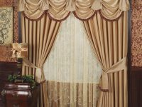 Living Room Drapes With Valances | Living Room Drapes within Window Valances For Living Room