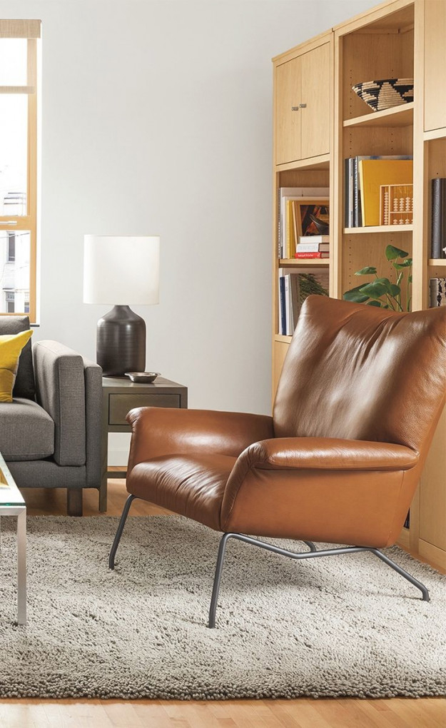 Pinroom & Board Modern Furniture On Sillones In 2021 intended for Modern Chairs For Living Room