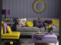 Purple Black Gray Living Room Ideas – Little Big Adventure intended for 12+ Awesome Gallery For Purple And Grey Living Room Ideas
