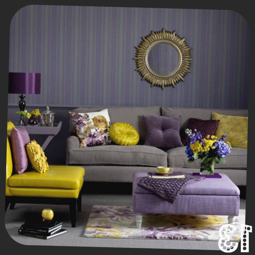 Purple Black Gray Living Room Ideas - Little Big Adventure intended for 12+ Awesome Gallery For Purple And Grey Living Room Ideas