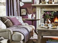 Purple Living Room Ideas | Ideal Home for Purple And Grey Living Room Ideas