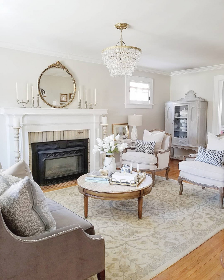 The Complete Guide To French Country Decor inside French Country Living Room Ideas