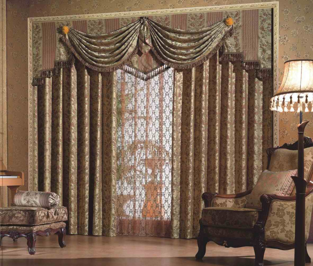 To Succeed With Luxury Curtains For Living Room regarding 15 Beautiful Ideas Luxury Curtains For Living Room