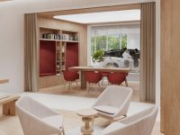 dining-room-set-with-red-chairs