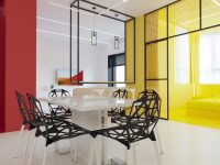 mondrian-inspired-dining-room