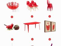 red-dining-room-accessories-for-sale-online