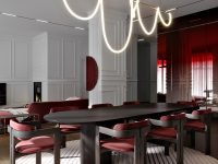 red-dining-room-chandelier