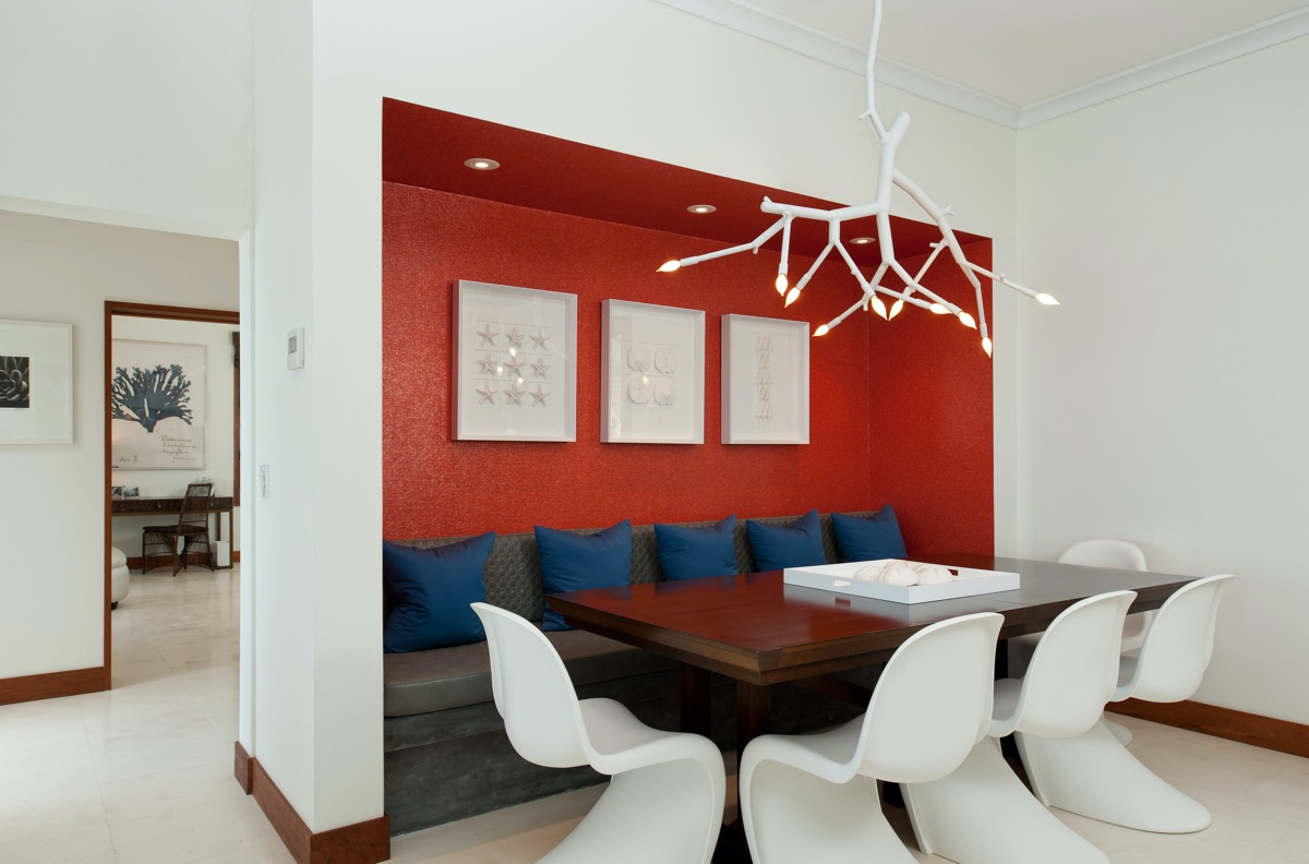 red-dining-room-feature-wall