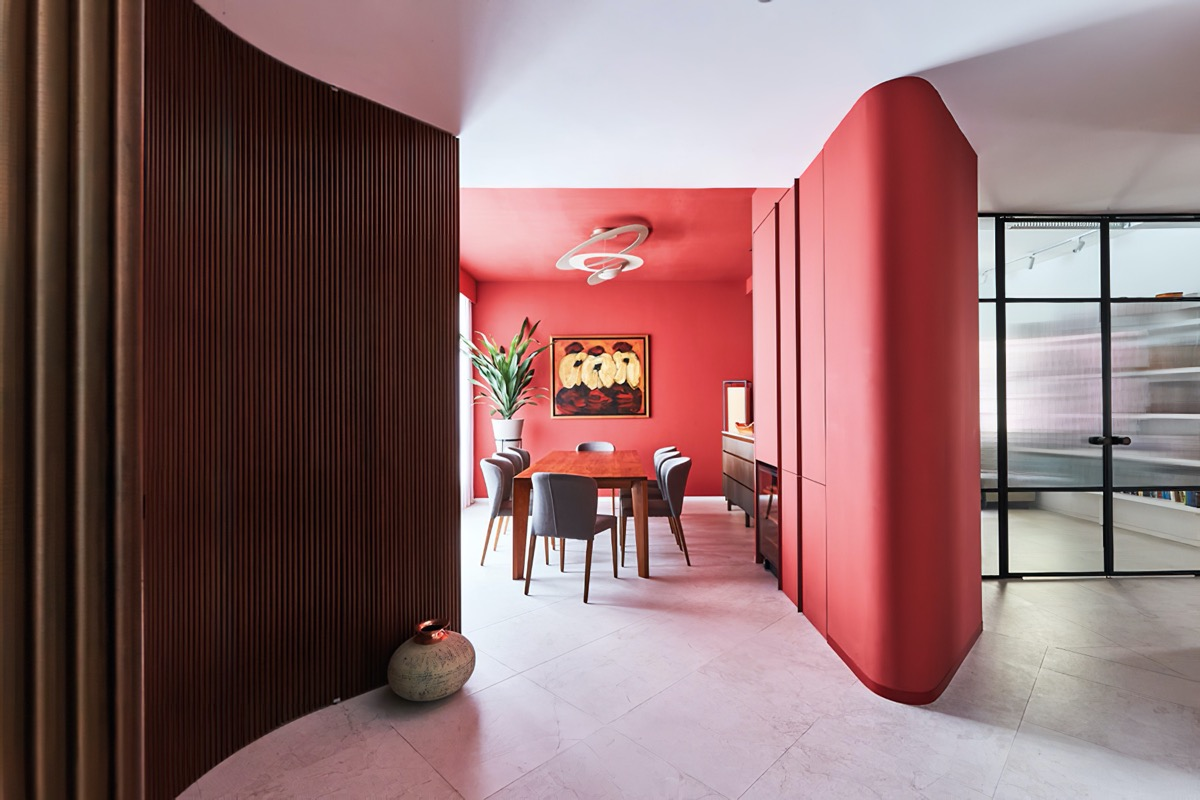 red-dining-rooms