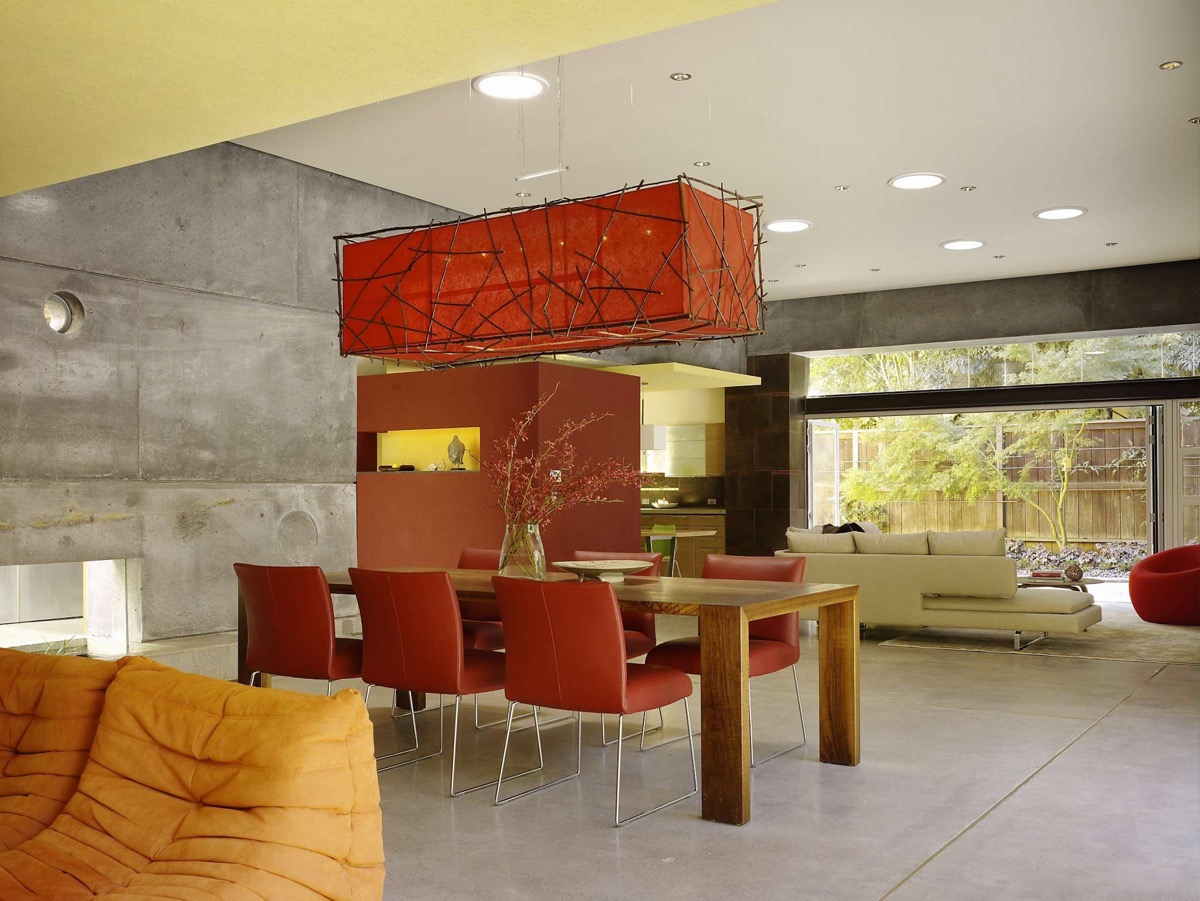 red-leather-dining-chairs