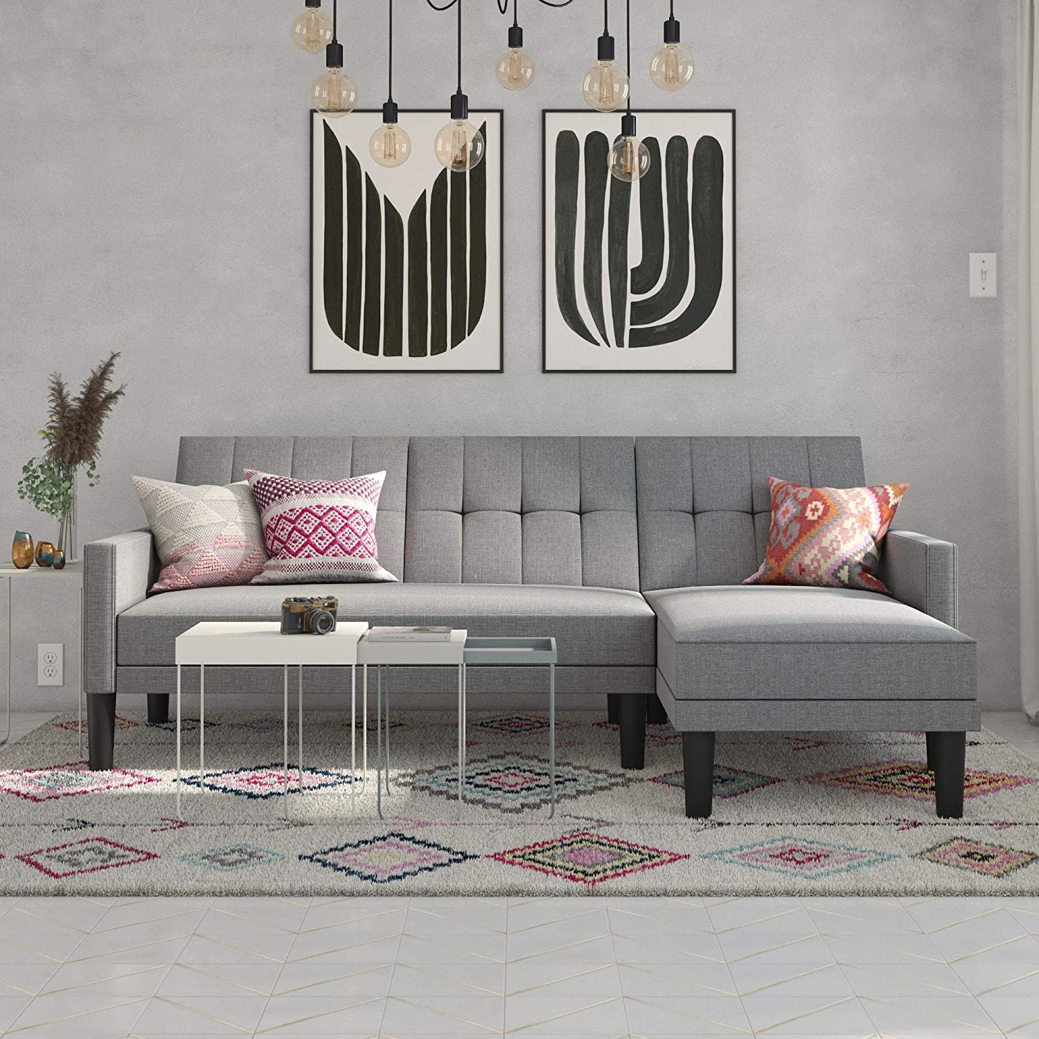 83-inch-small-sofa-sectional-tufted-back-grey-couch-with-chaise-modern-space-saving-furniture-for-apartments