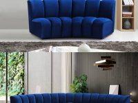 Curved-Tufted-Modular-Sofa