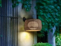 Drum-Style-Indoor-Outdoor-Rattan-Pendant