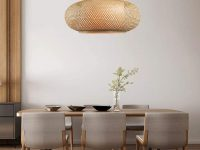Drum-rattan-pendant-light-shades