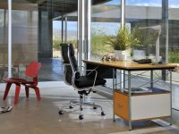 Eames-Soft-Pad-Executive-Chair-in-Black-Leather