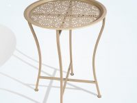 Eclectic-Outdoor-Side-Table
