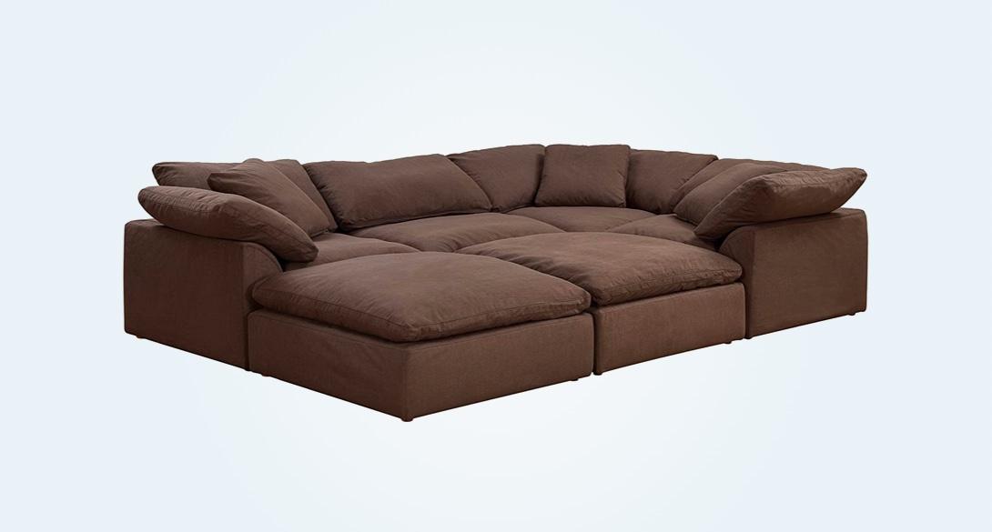 Fabric-Modular-Sofa