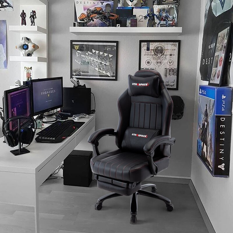 Gaming-Executive-Office-Chair-for-Long-Work-Hours