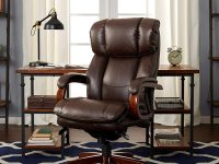 La-Z-Boy-Fairmont-Big-Tall-Executive-Leather-Office-Chair