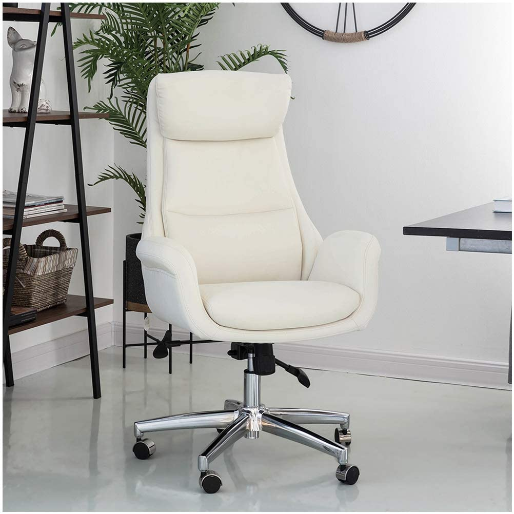 Leather-Adjustable-Swivel-Desk-Chair-with-Arms