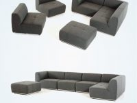 Modern-5-piece-sectional-sofa