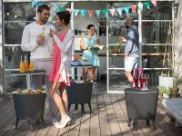 Modern-Outdoor-Side-Table-With-Drinks-Cooler
