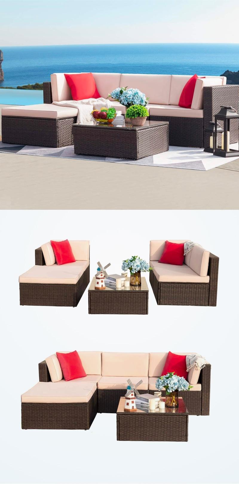 Modern-Rattan-Wicker-Outdoor-Sofa