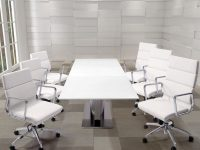 Modern-White-Mid-Back-Leather-Office-Chair
