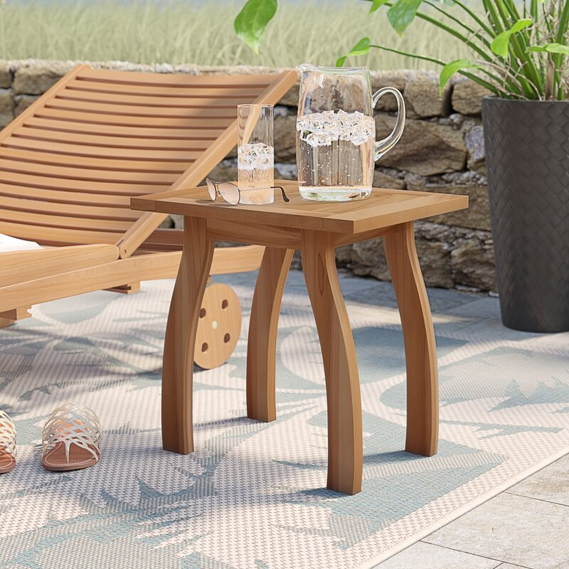 Modern-Wooden-Outdoor-Side-Table