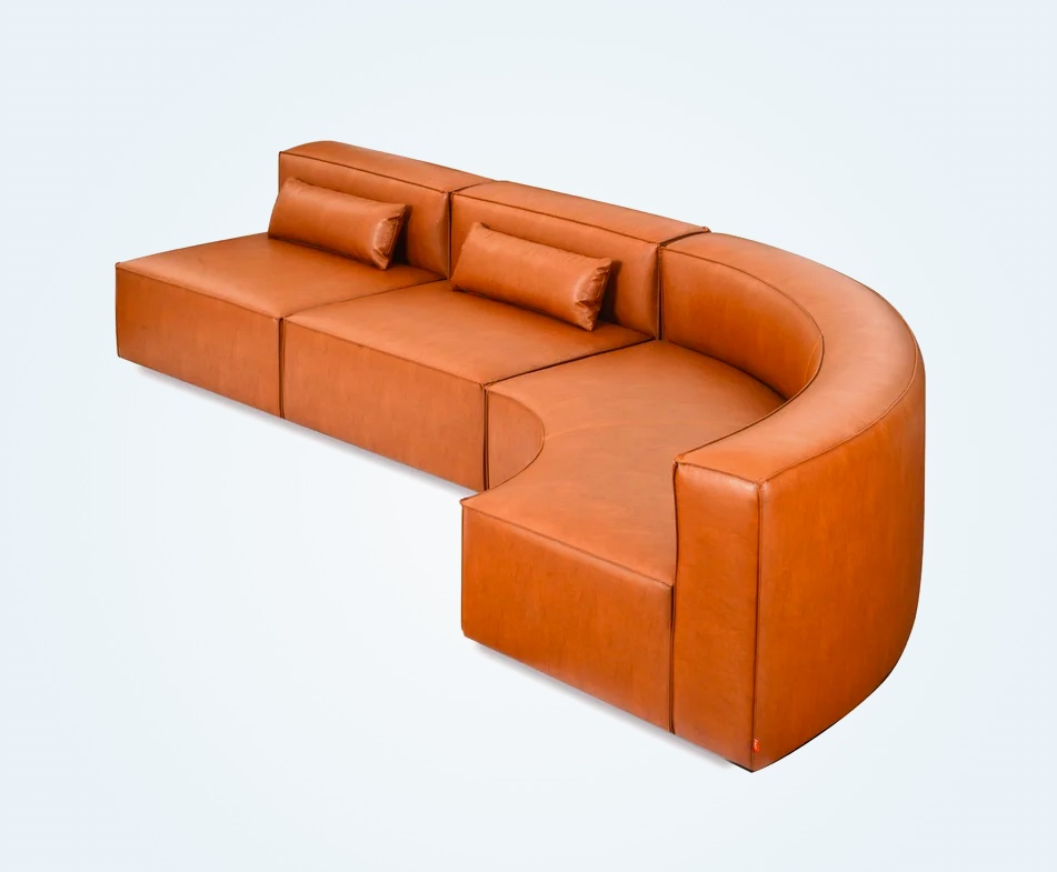 Modular-Sofa-With-Curved-Piece