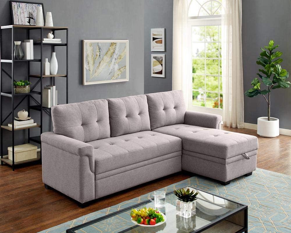 Small-Light-Grey-Sectional-Sofa-1