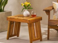 Solid-Wood-Outdoor-Coffee-Table
