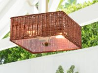 Square-woven-rattan-pendant-light