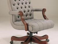 Traditional-Genuine-Top-Grain-Leather-and-Wood-Office-Chair