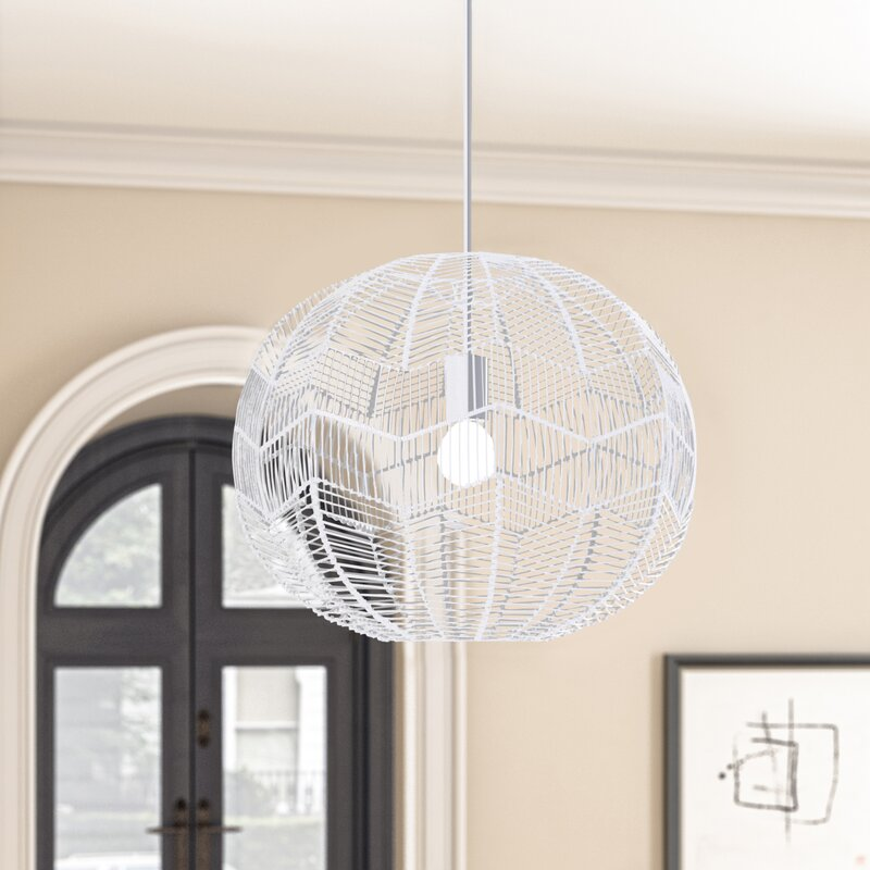 Transparent-White-rattan-ball-pendant-light