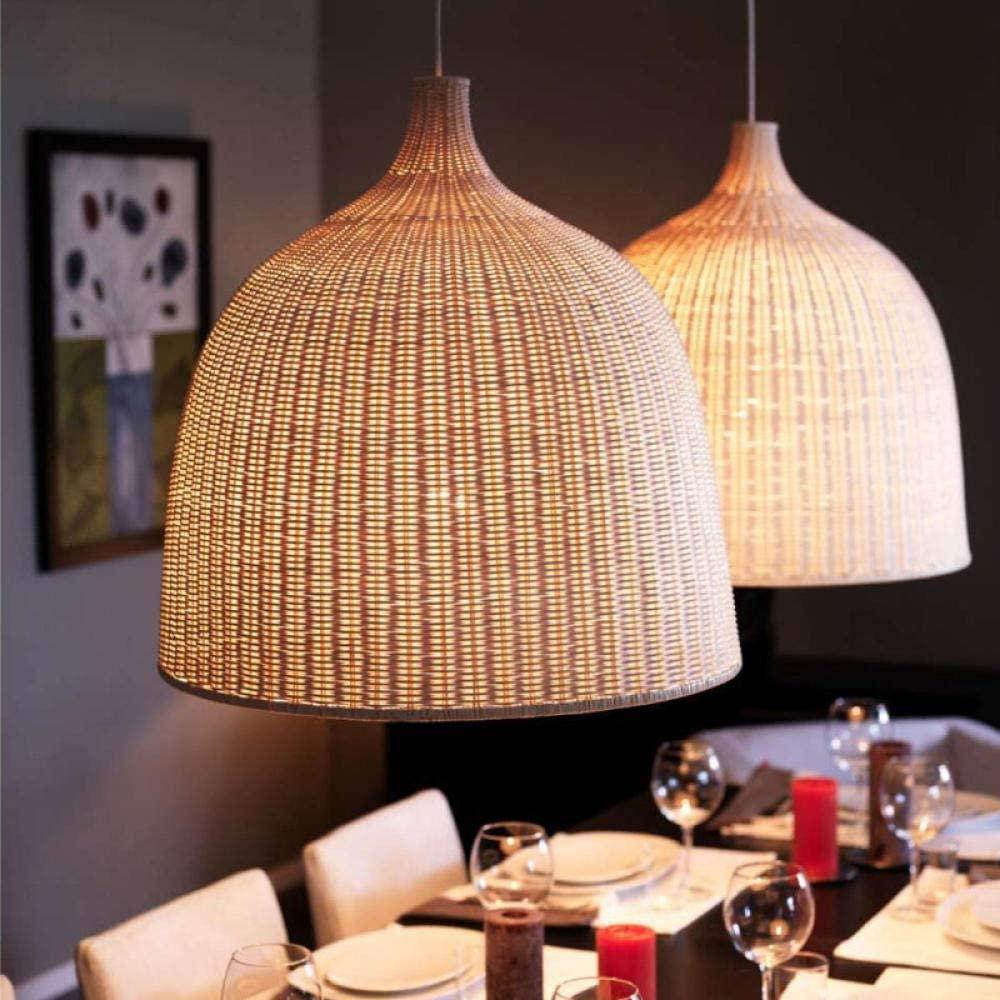 Vintage-woven-rattan-pendant-light