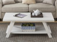 cheap-white-farmhouse-coffee-table-affordable-rustic-furniture-ideas-for-light-themed-spaces-open-lower-shelf-rectangular-tabletop-hardwood-veneers