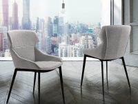 contemporary-dining-chairs-upholstered-in-light-grey-with-wingback-design-thin-tapered-legs-unique-modern-dining-room-furniture-for-sale-onlin