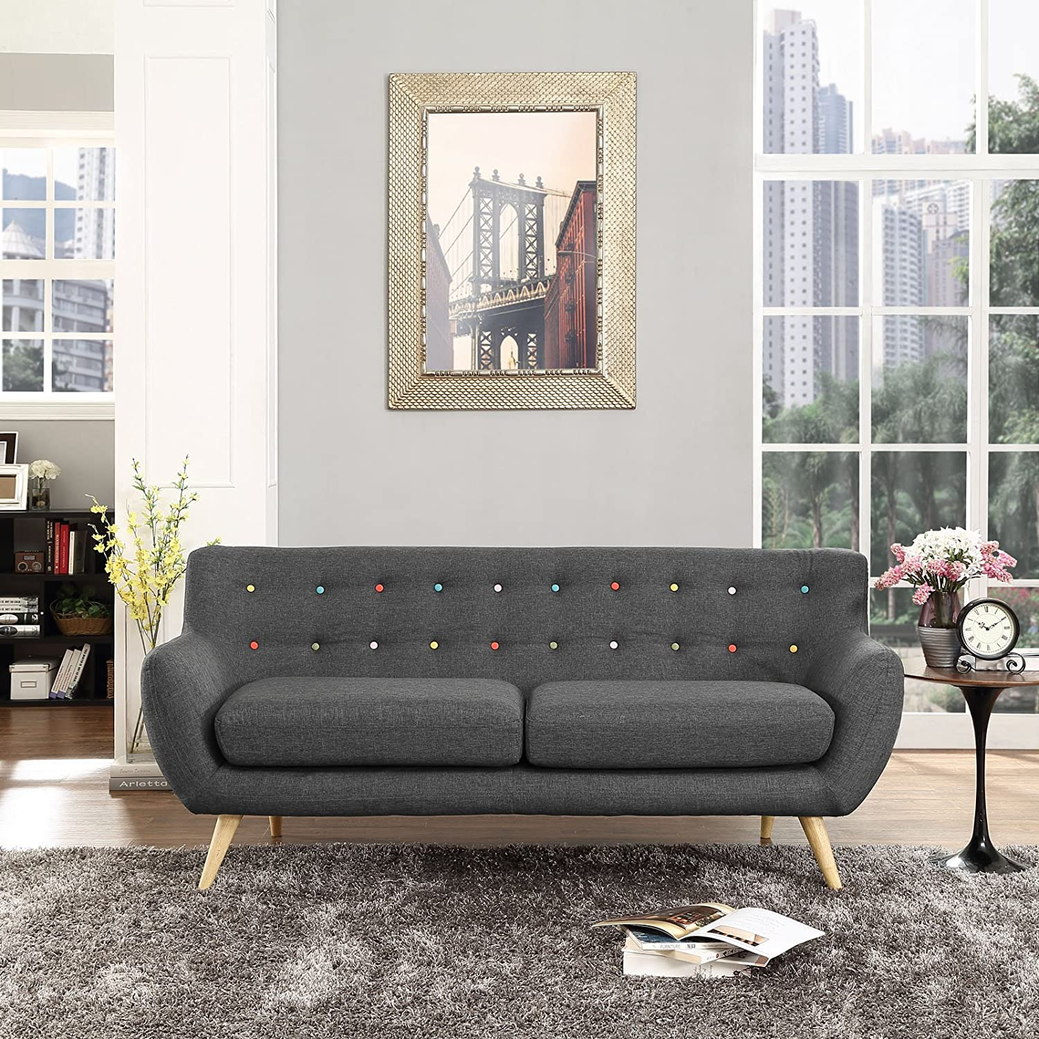 cute-small-space-sofa-with-colorful-button-tufting-mid-century-modern-retro-furniture-for-sale-online-fits-bedroom-living-room-or-office