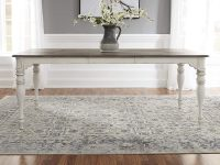 distressed-farmhouse-dining-table-white-finish-wood-tabletop-includes-leaf-72-inch-design