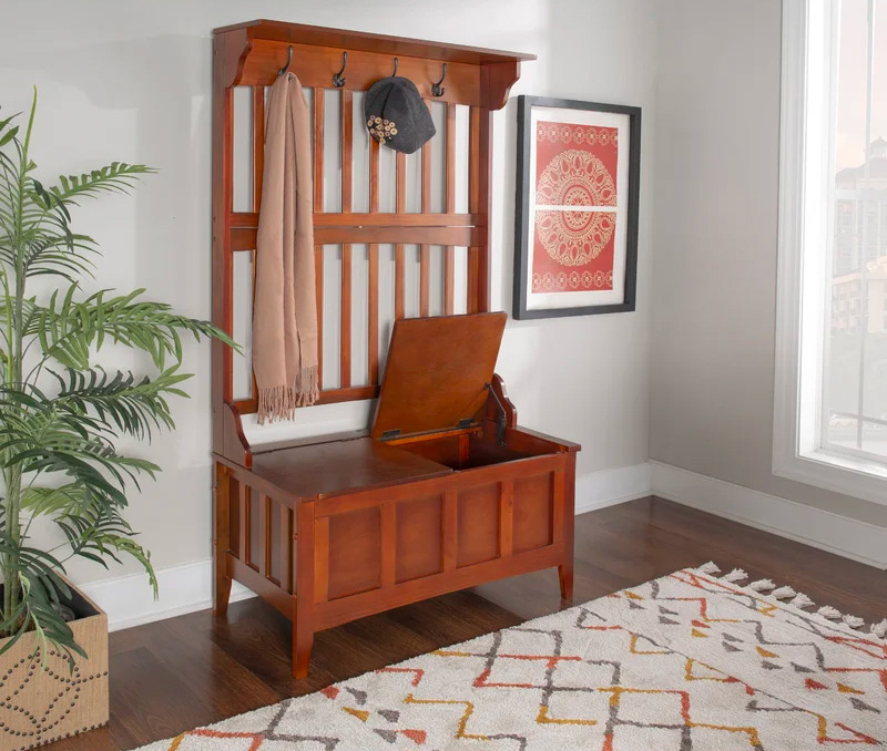 entryway-hall-tree-with-storage