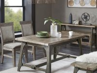 expandable-farmhouse-dining-table-metallic-finish-intricate-woodworking-plank-tabletop-rustic-furniture-ideas-for-the-dining-room