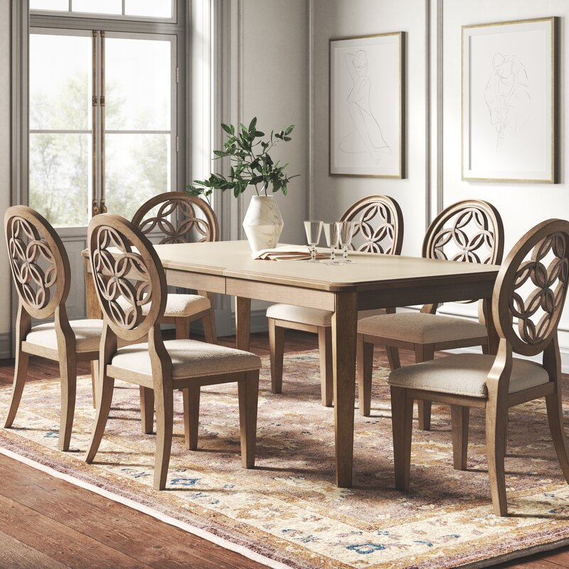 farmhouse-dining-table-set-simple-expandable-wood-table-with-six-chairs-decorative-carved-backs-elegant-furniture-for-sophisticated-rustic-dining-room-design